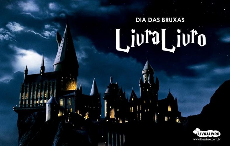 Indicação de livros disponíveis: Harry Potter