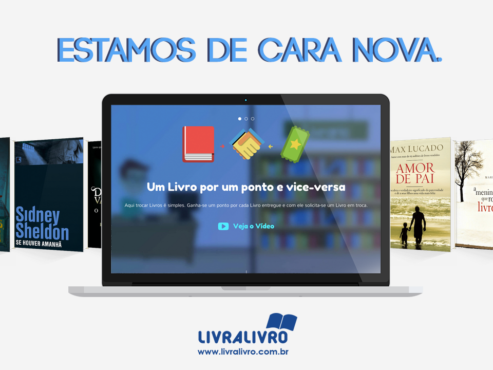 nova-interface-livralivro