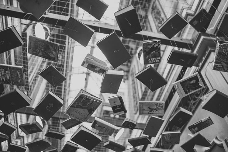 5 motivos para você trocar seus livros!